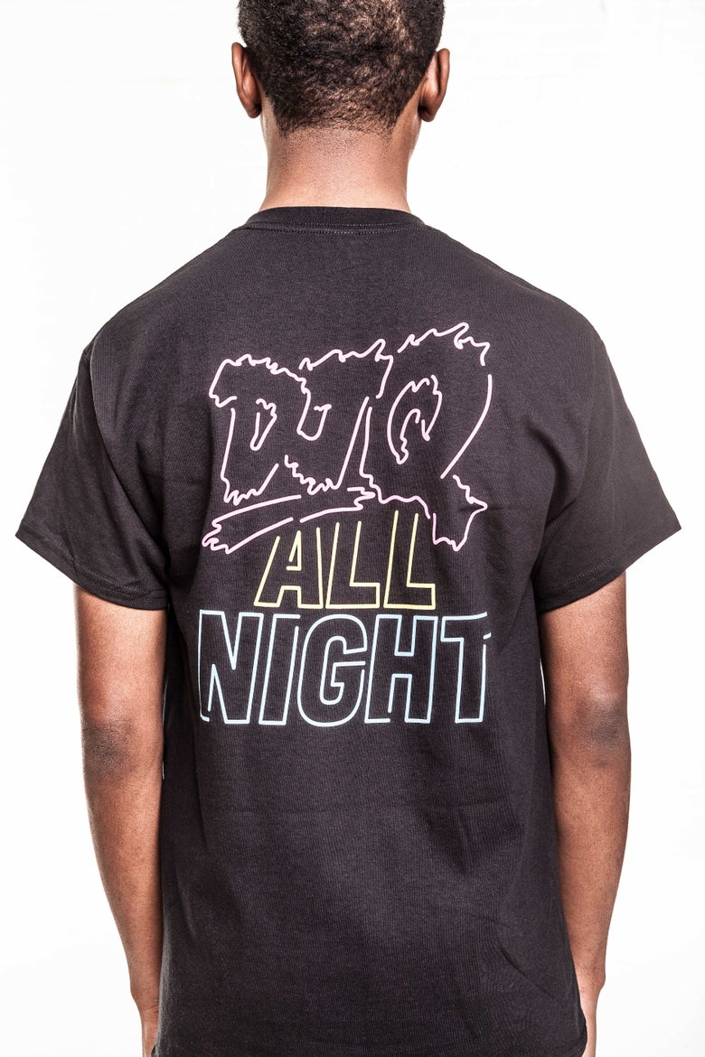 Image of DJ Q All Night T-Shirt
