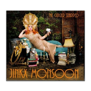 Image of NEW - The Ginger Snapped Physical CD