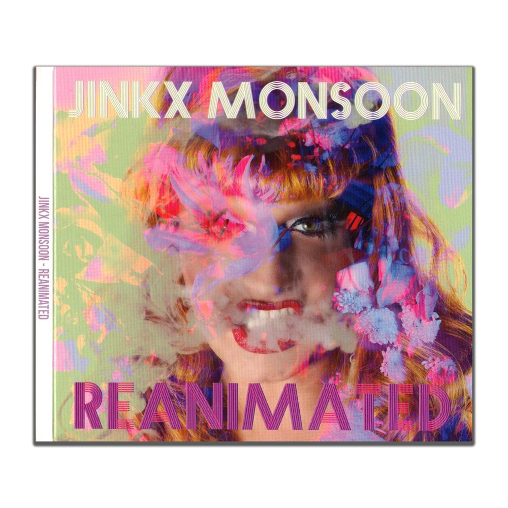 """Image of SALE - Jinkx """"REANIMATED"""" CD"""