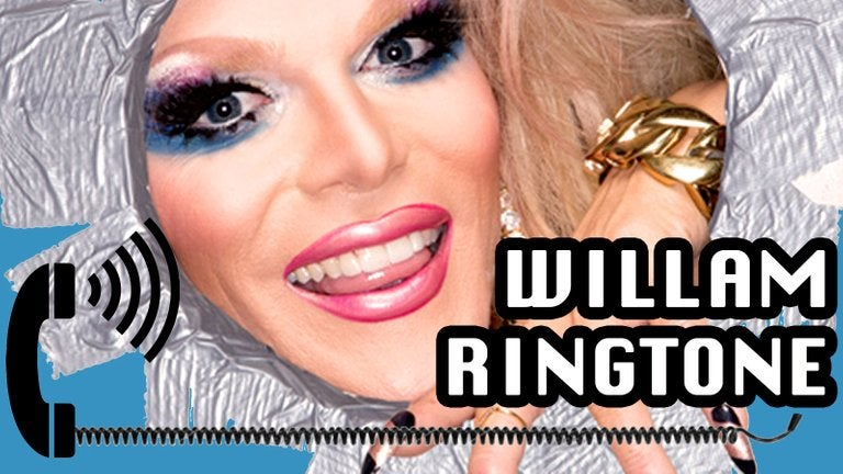 Image of Willam Ringtone: Bundle of 12