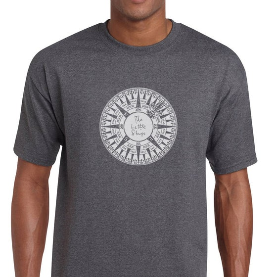 Image of Nautical Compass T-Shirt