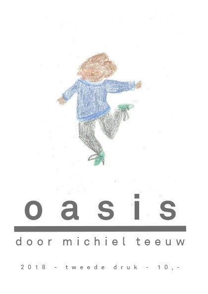 Image of OASIS - GRAPHIC NOVEL