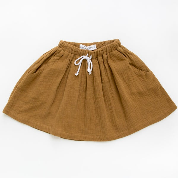 Image of Cha Cha Skirt | Gold