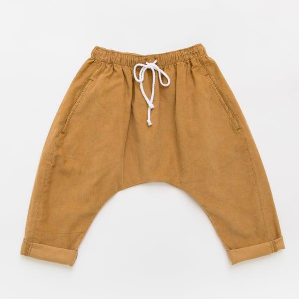 Image of Unisex Arlo Corduroy Pant I Cinnamon
