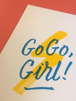 Image of GO GO, GIRL!
