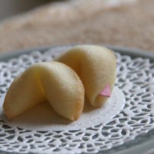 Image of fortune cookies