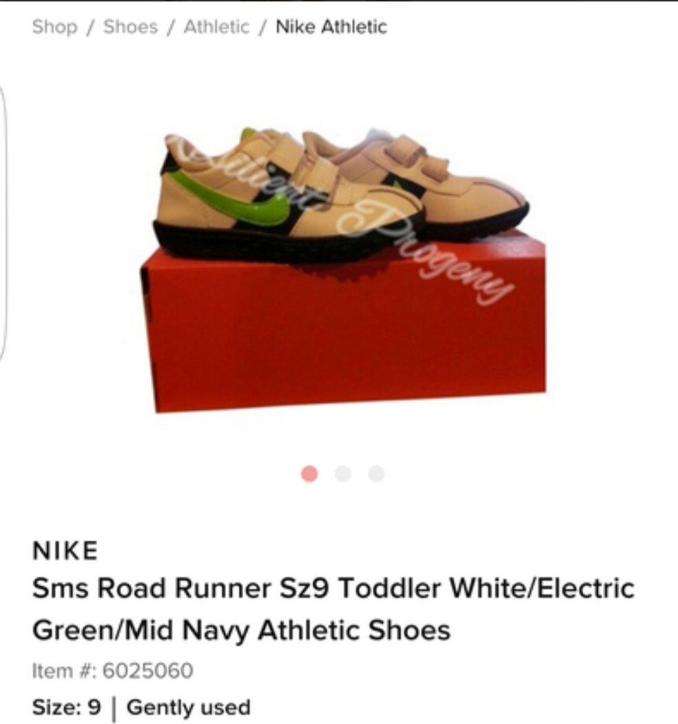 Image of Nike Gym Shoes