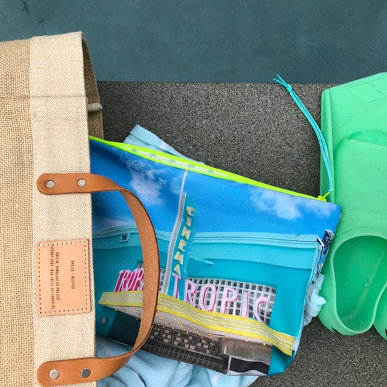 Image of Tropic Cinema XL pouch