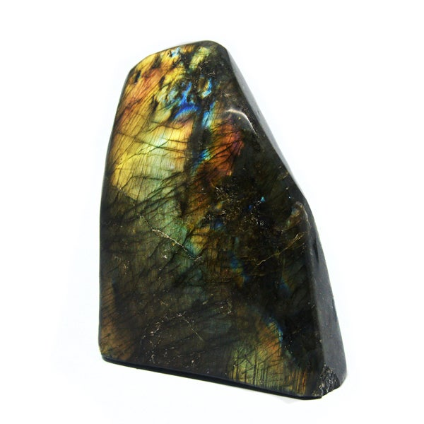 Image of Big Yellow and Green Labradorite