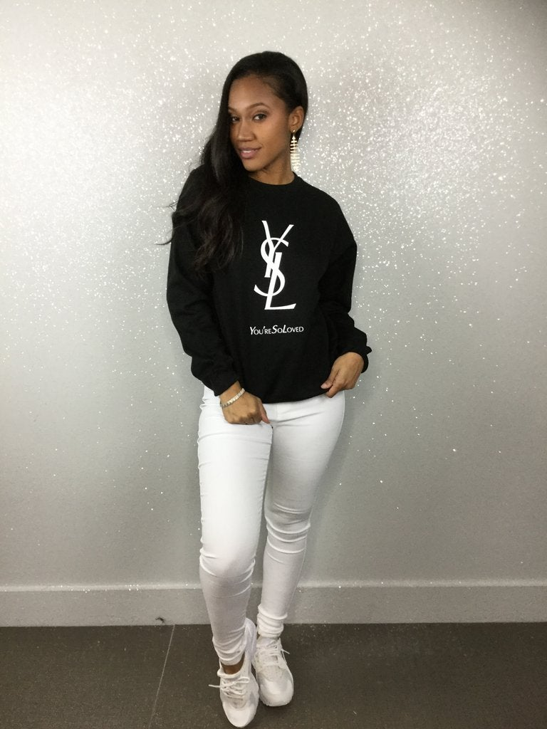 Image of YSL Sweatshirt