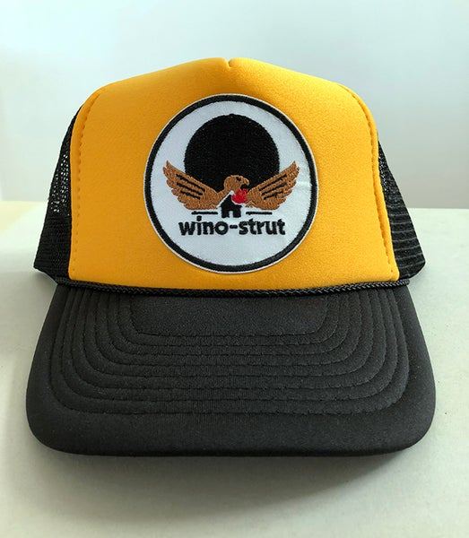 Image of wino-strut Ol' Yeller Hat