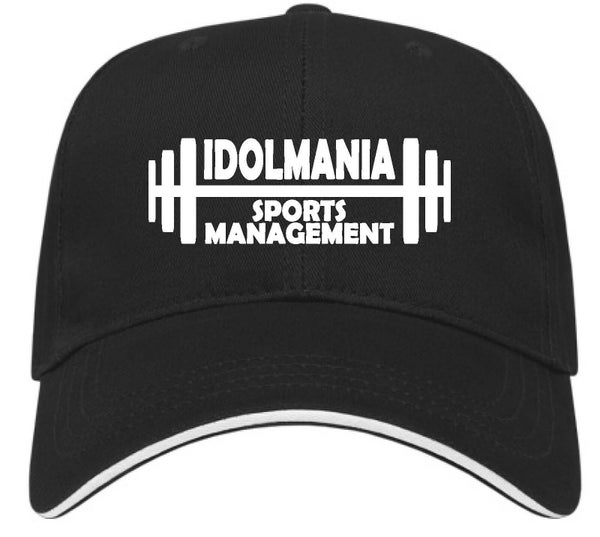 Image of OFFICIAL IDOLMANIA SPORTS MGT HEADGEAR!