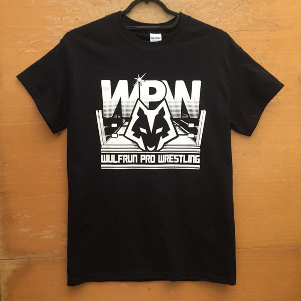 Image of Wulfrun Pro Wrestling T-Shirt