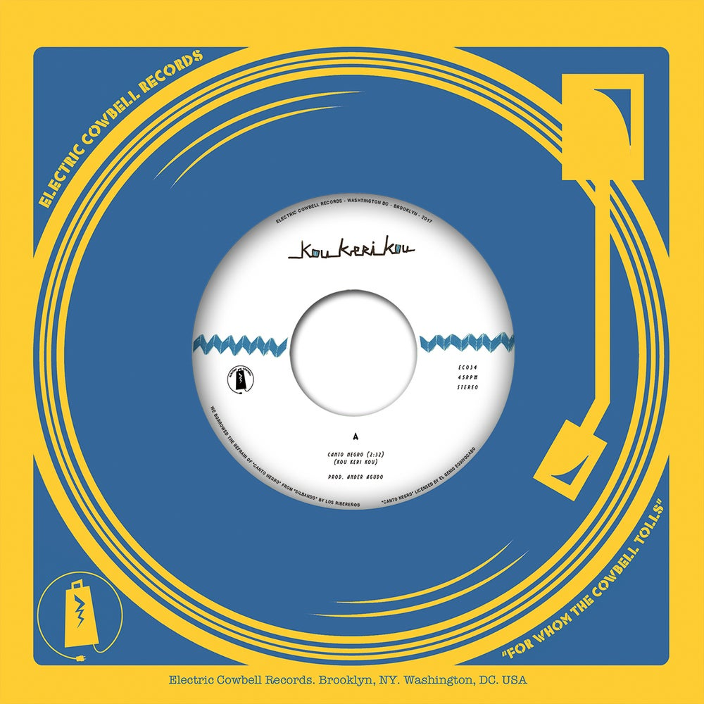 Image of Kou Keri Kou 45RPM 7""