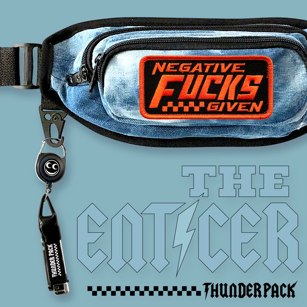 Image of THE ENTICER THUNDERPACK