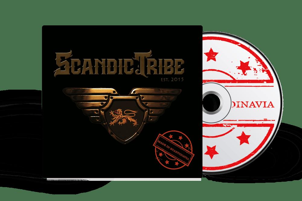 Image of Scandic Tribe // Made In Scandinavia - CD