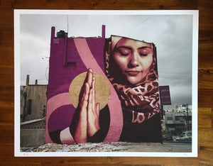 "Image of ""Create Equality"" signed limited edition print of 15"