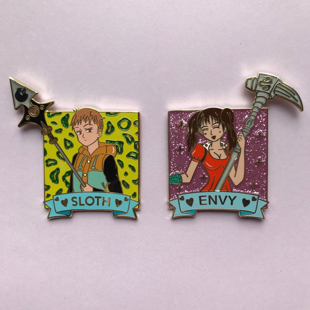Image of Envy & Sloth