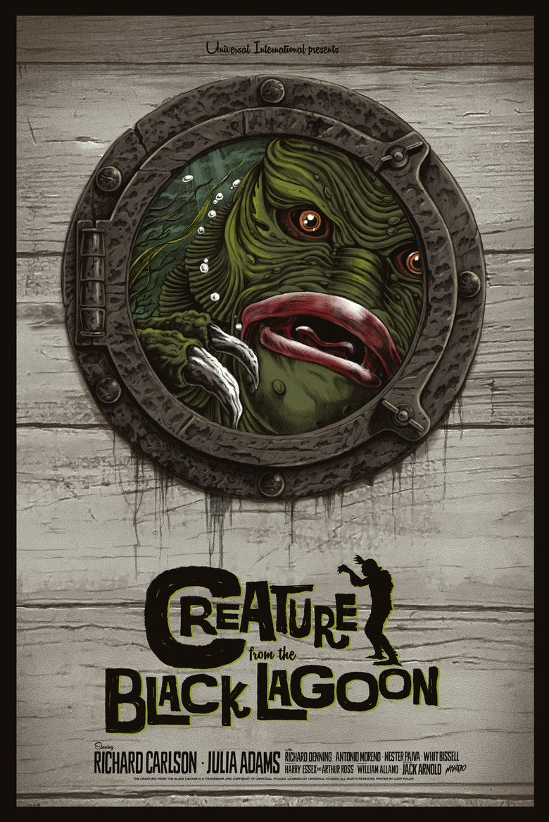 Image of Creature from the Black Lagoon Regular