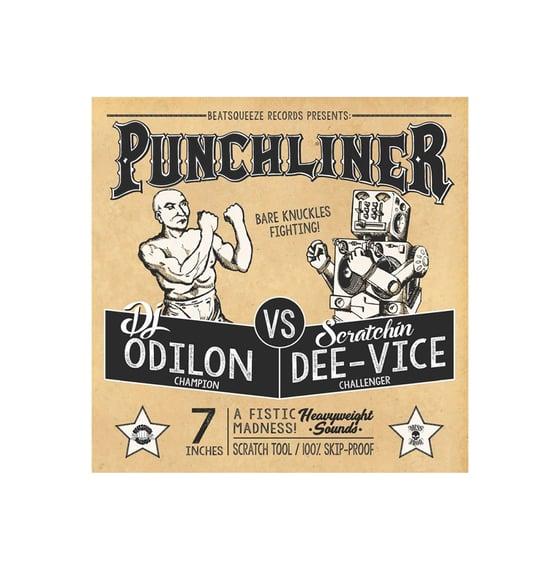 """Image of DJ ODILON - Punchliner 7"""""""