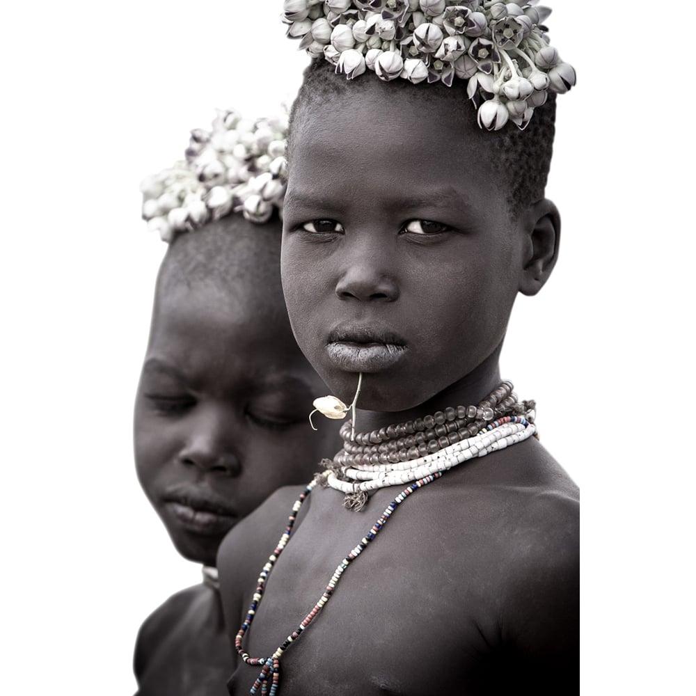 Image of PHOTOGRAPH - LATEEFA & LULU - SOUL SISTERS