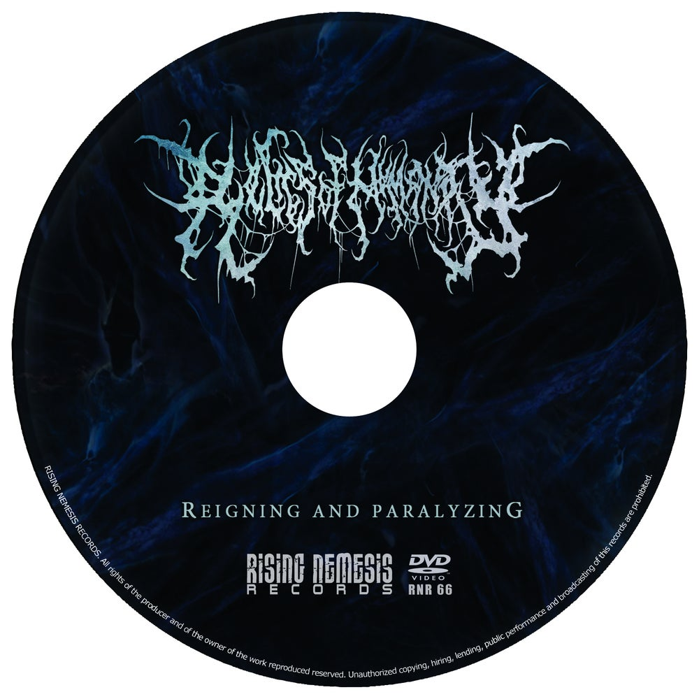RELICS OF HUMANITY - Reigning And Paralyzing DVD