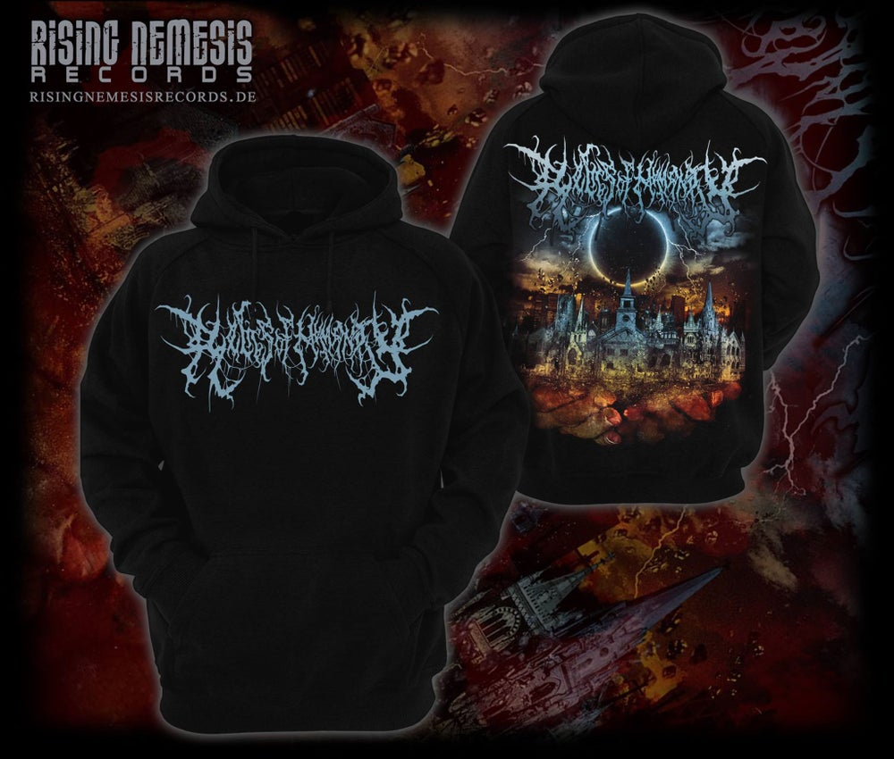 Image of RELICS OF HUMANITY - Bring Me The Sacred Ashed Hoodie