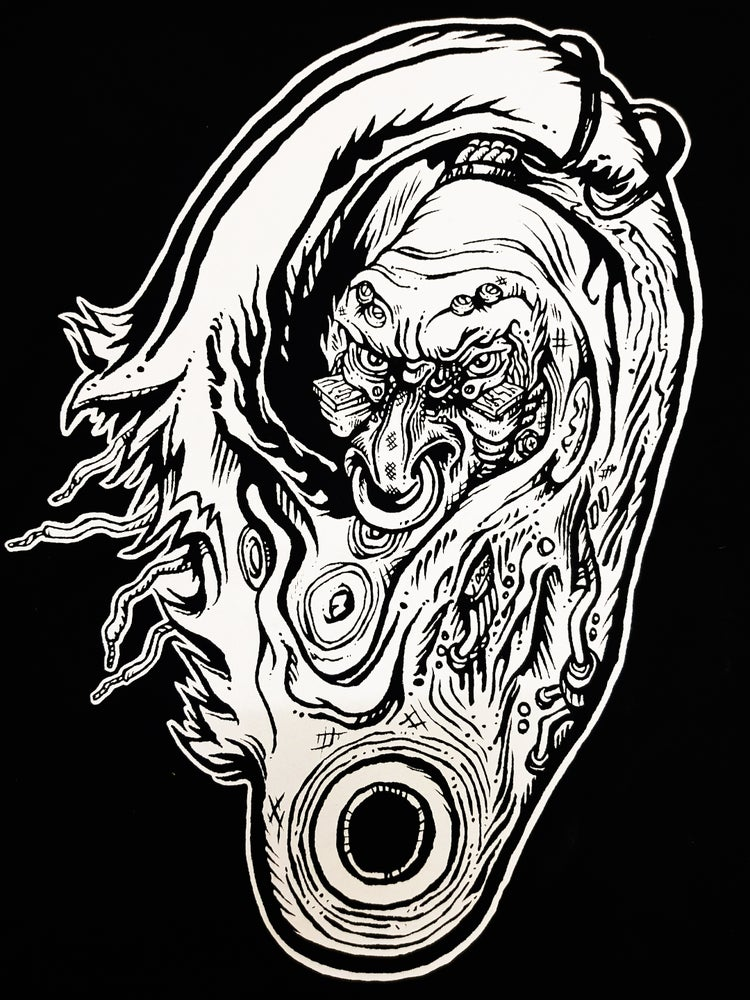 Image of EAR ME NOW TEE