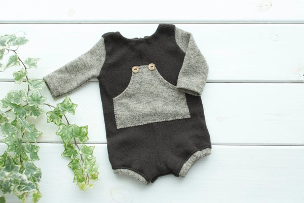 Image of Alex II romper / two sizes