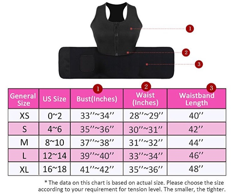 Image of Thermal Vest & Fitness Belt Combo
