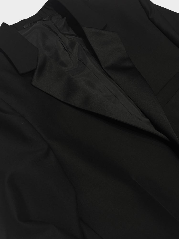 Image of Black Dinner Suit