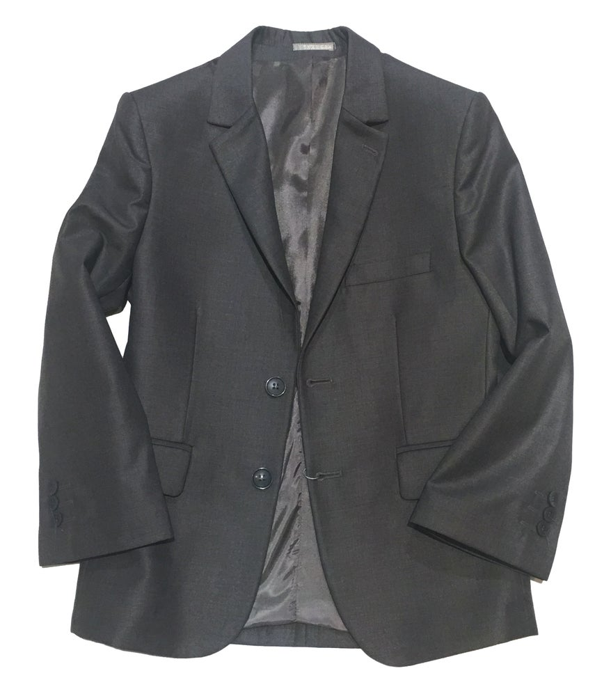 Image of Grey Suit