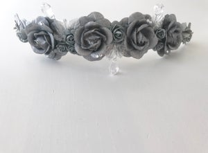 Image of SILVER BASED HEADBANDS