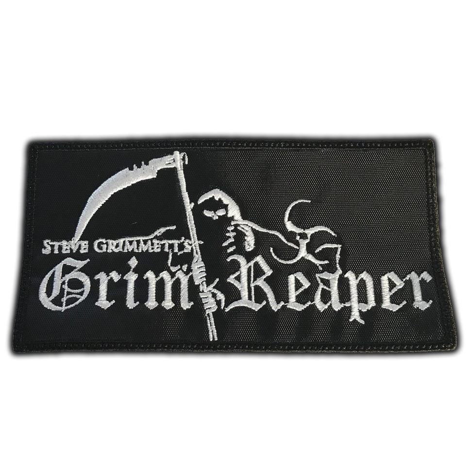 Image of Rectangular Grim Reaper Patch