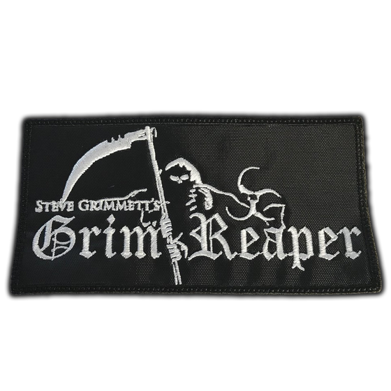 Image of Rectangular Grim Reaper Patch