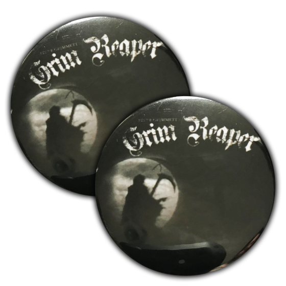 Image of Walking in the Shadows button badge