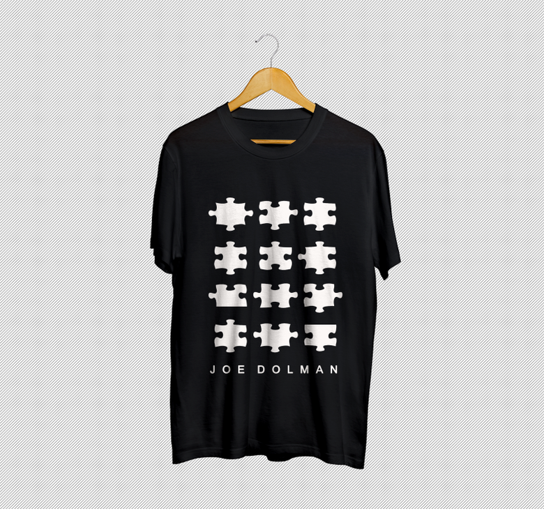 Image of Puzzle Piece T-shirt