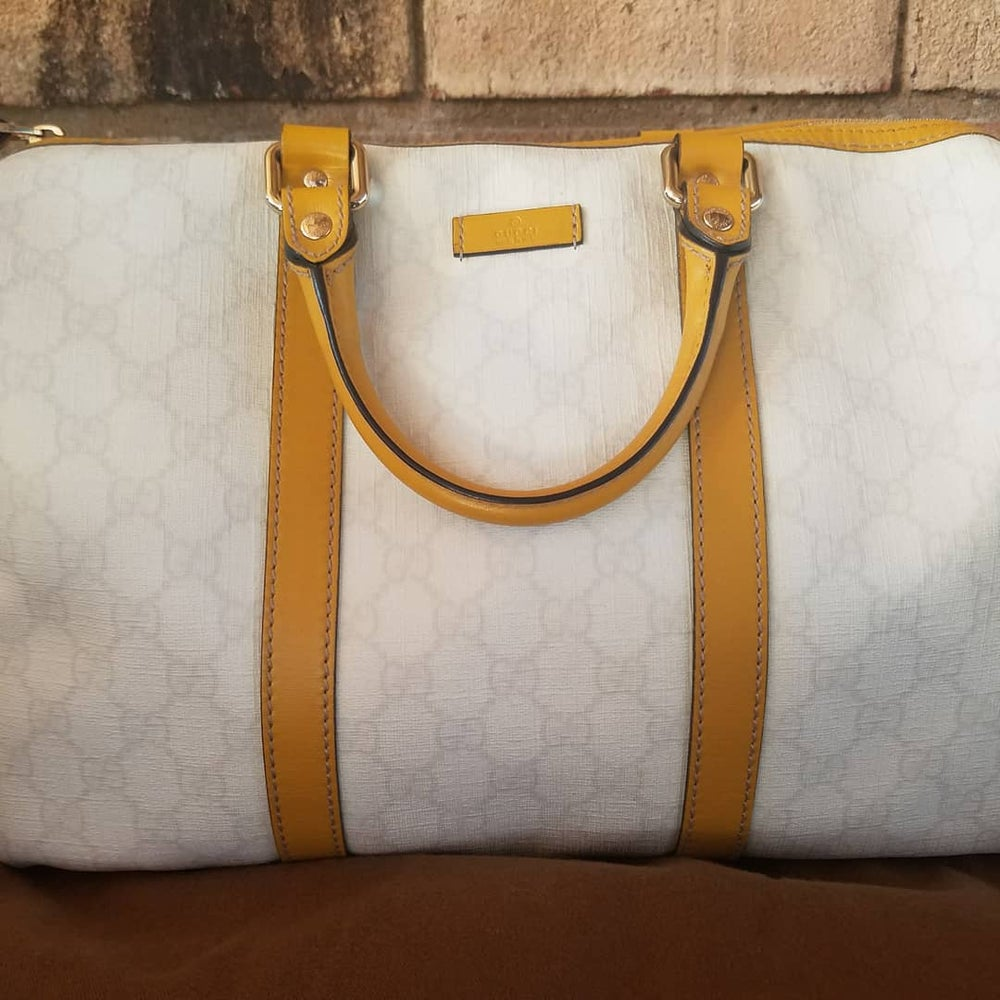 Image of Gucci Joy Medium Boston Bag