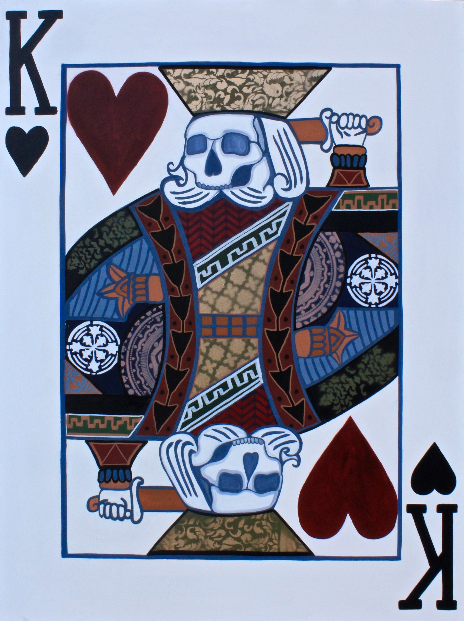 Image of King & Queen of Hearts