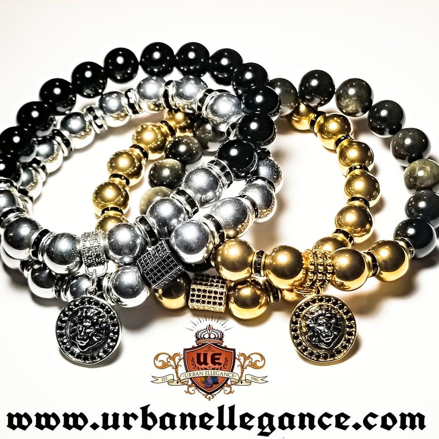 """Image of UrbanEllegance """"Gold Label"""" Set"""