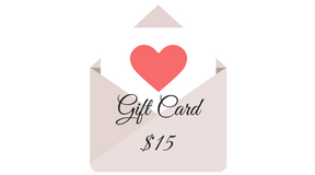 Image of $15 Gift Card