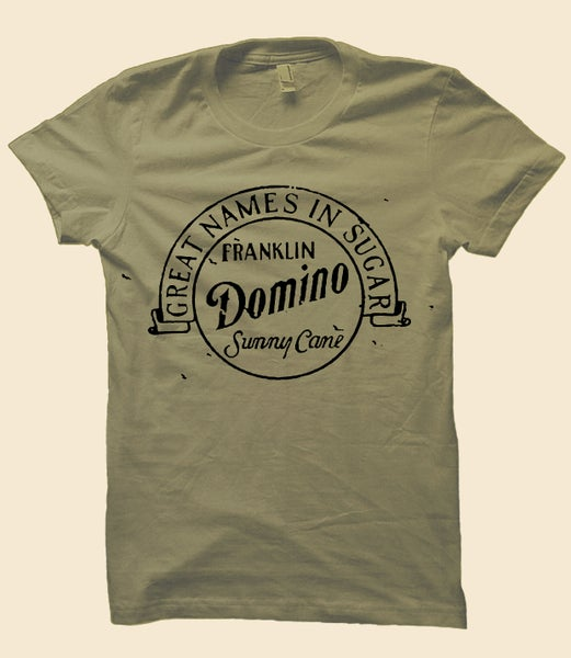 Image of Domino Sugar Tee