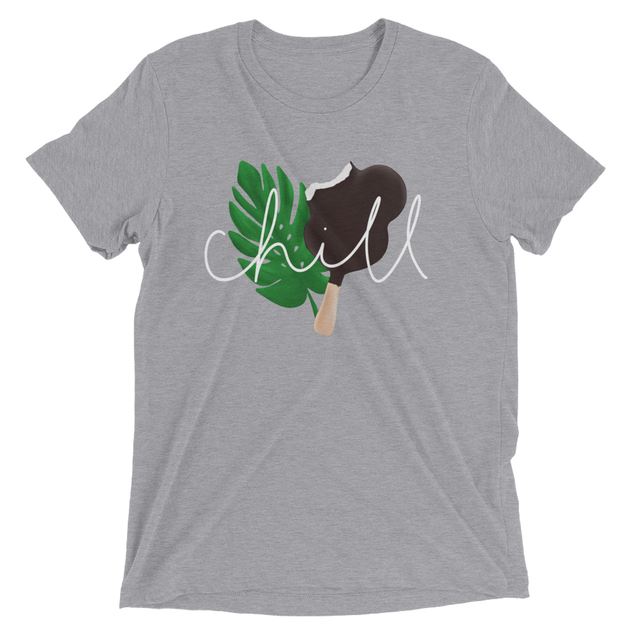 Image of Chill - Unisex TriBlend Tee