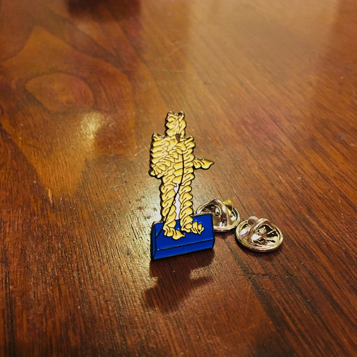 Image of Fusilli Jerry Enamel Pin
