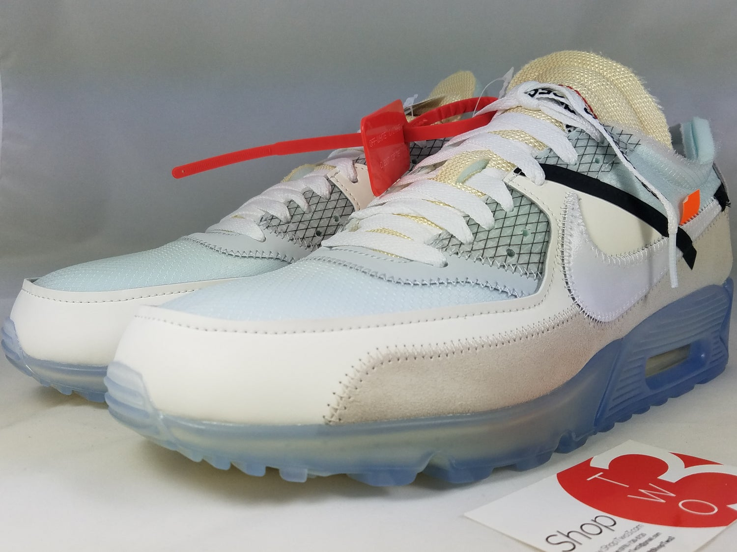 Image of Nike Air Max 90 Off White
