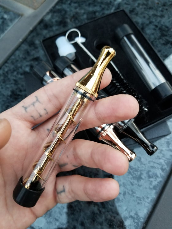 Image of TWISTY BLUNT SUPREME GIFT KIT!!! (GOLD, BLACK OR ROSE GOLD)