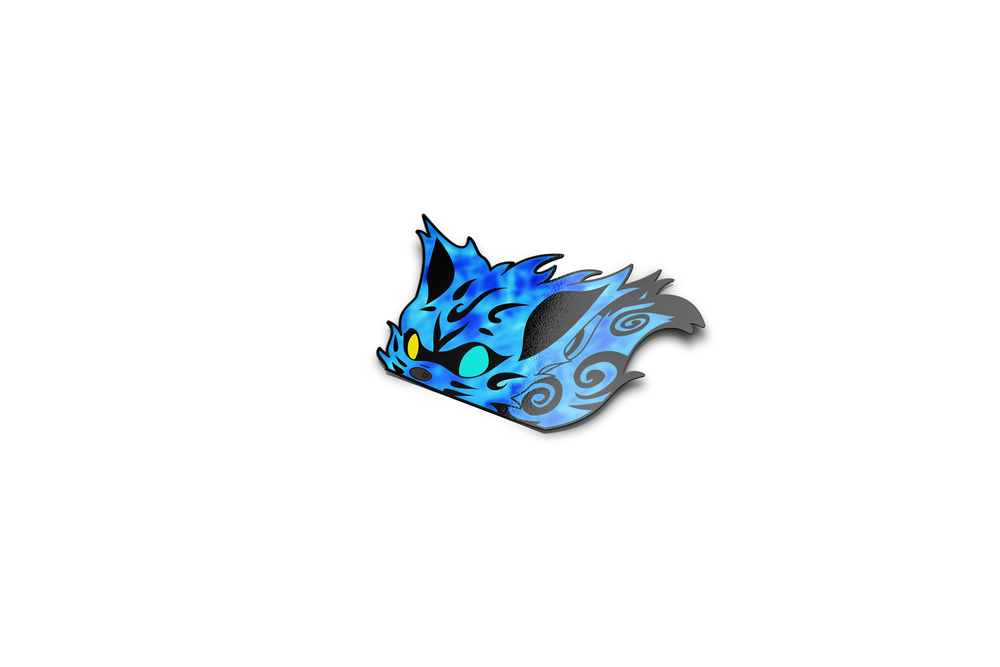 Image of 2 Tails Peeker