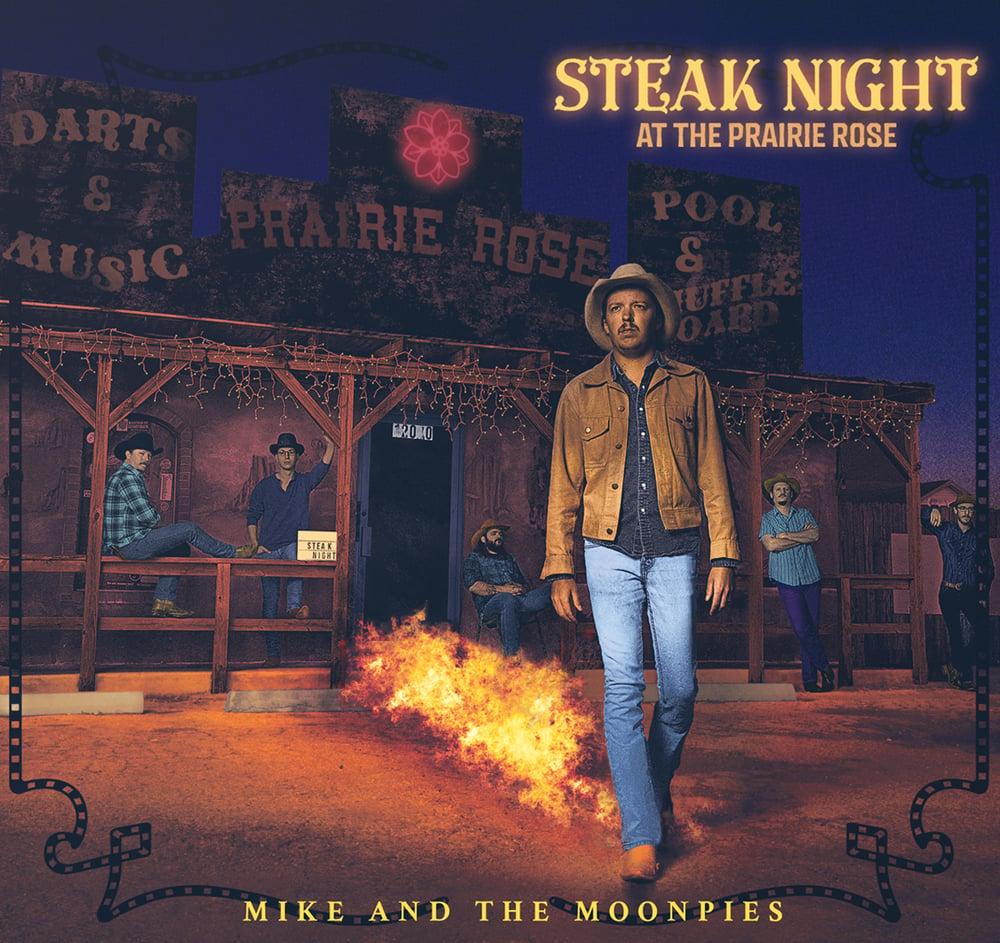 Image of CD - Steak Night at the Prairie Rose
