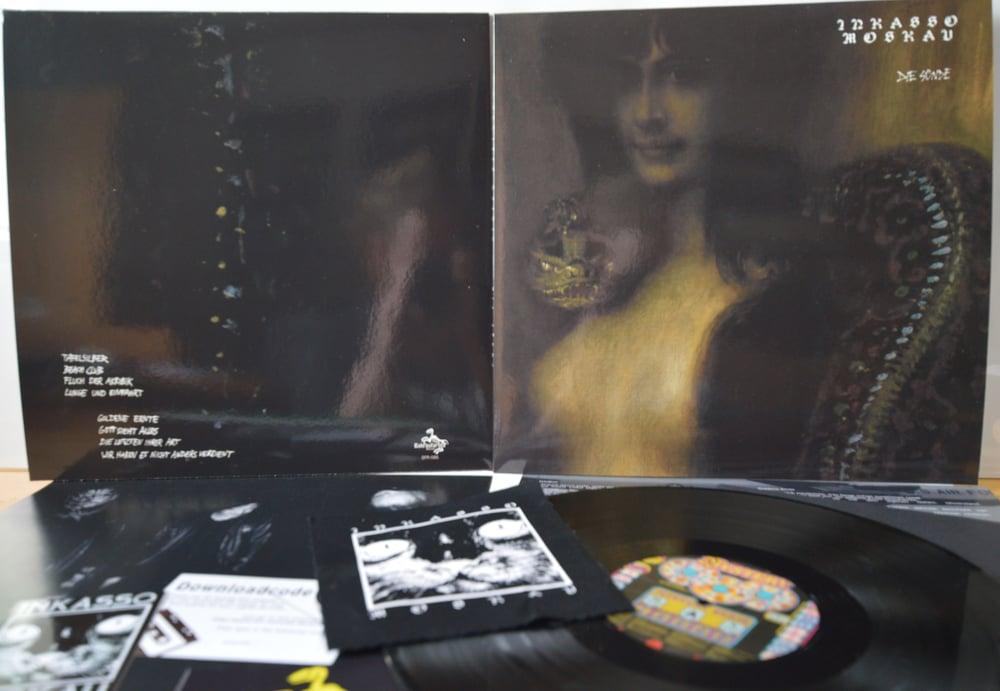 """Image of Inkasso Moskau - Die Sünde 12"""" Vinyl"""