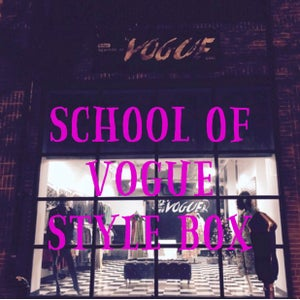 Image of School of Vogue Style Box